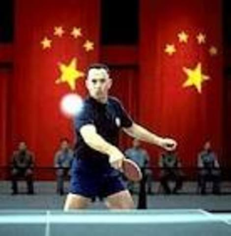 Ping Pong tp China