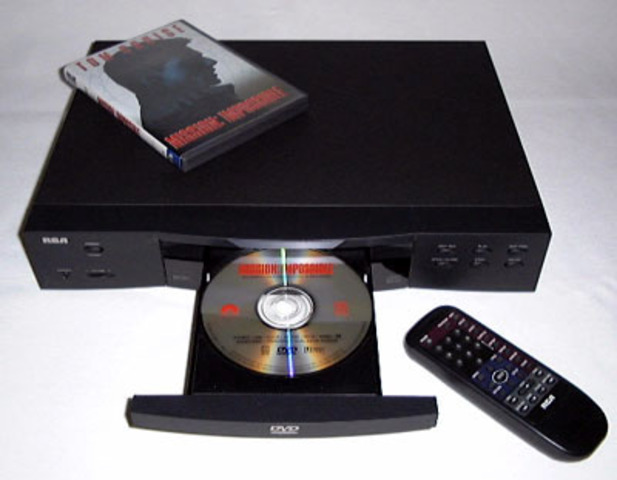 DVD Achieves a Nationwide Market
