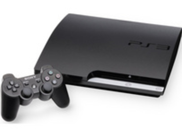 Sony PLAYSTATION 3 Blu-ray Player