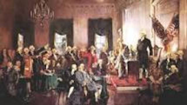 Constitution Adopted!