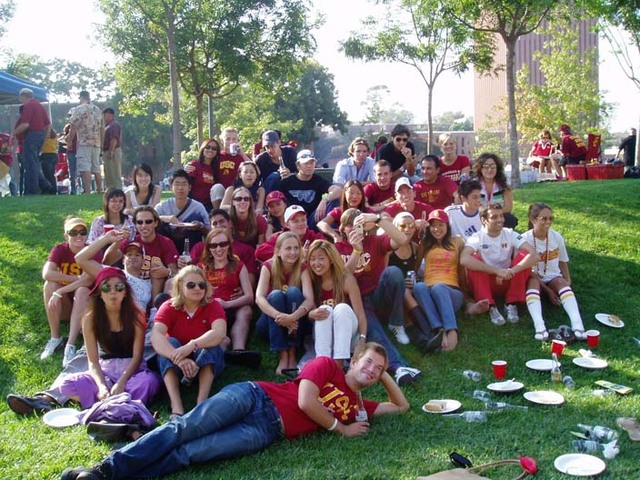 Exchange Program to the Marshall School of Business at the University of Southern California
