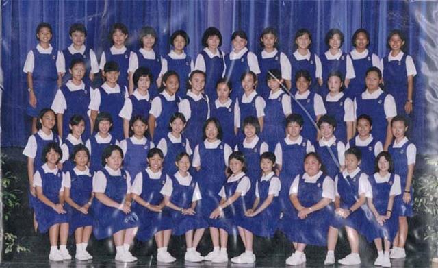 Secondary School - CHIJ Toa Payoh, Singapore - 1996 to 1997