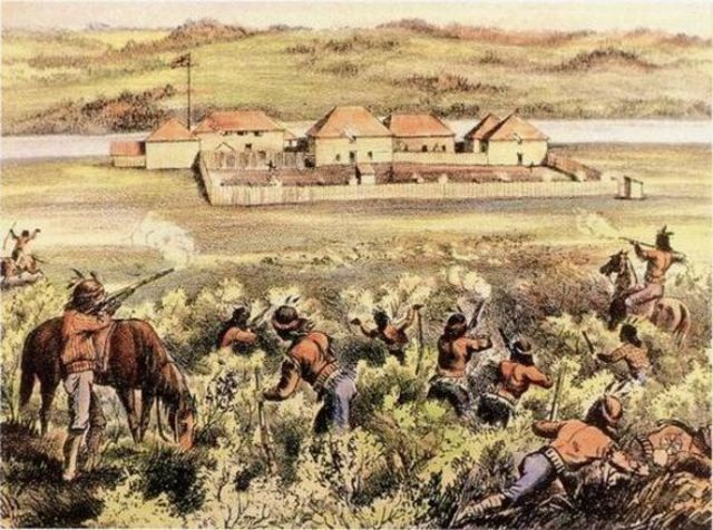 Indian Lake Rhode Island History