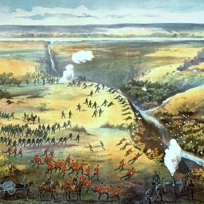North West Rebellion Timeline par: Kevin S.