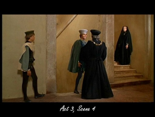 Act four, Scene three