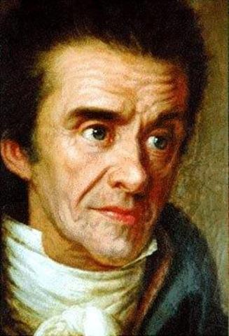 Johan Heinrich Pestalozzi (1746-1827)