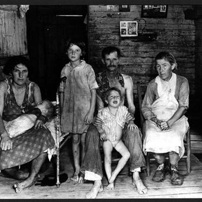 Cheyanne klein The Great Depression timeline
