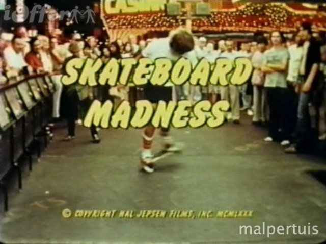 Skateboarding became more influential