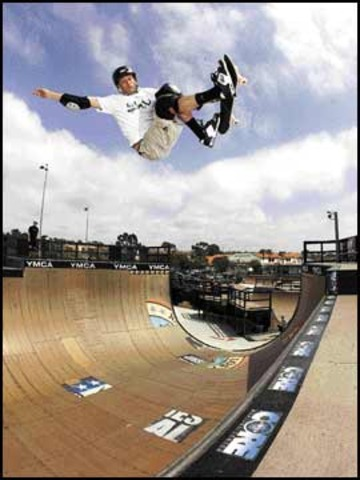 Tony Hawk and the 900