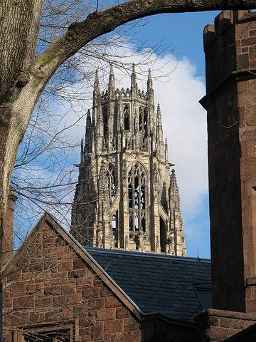 Collegiate Gothic Revival