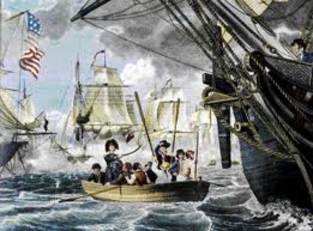 United States Declares war on Great Britain