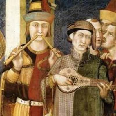 U2 music Medieval timeline