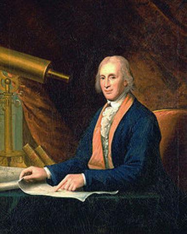 David Rittenhouse's Planetarium