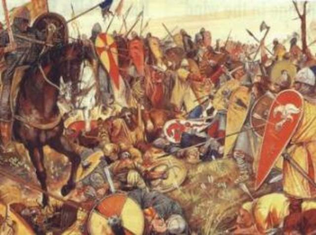 The Hundred Years War begins.