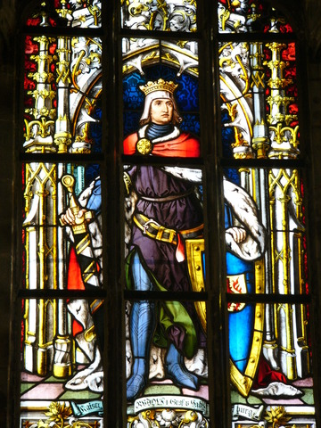 Rudolph I of Germany is elected Holy Roman Emperor