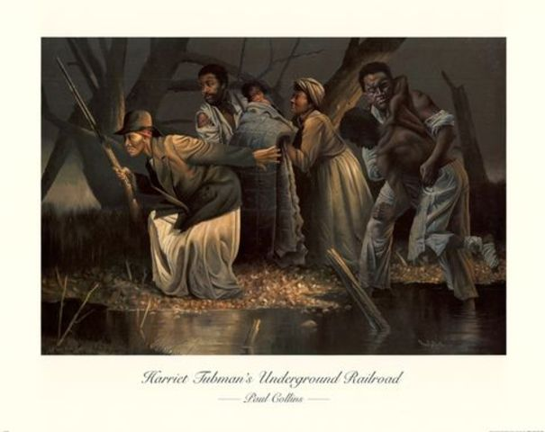 The day Harriet Tubman died.
