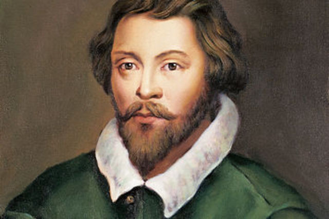 Birth of William Byrd