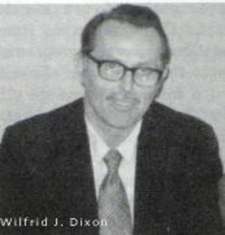 WILFRED J. DIXON