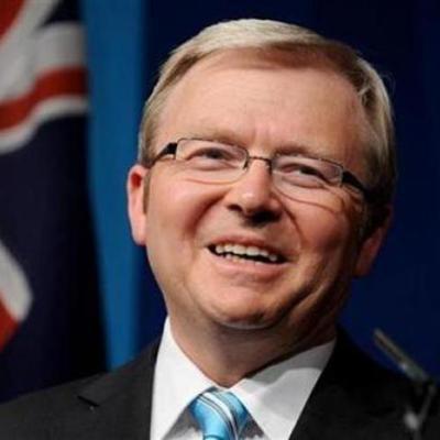 Kevin Rudd Elected  timeline
