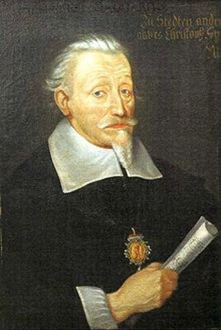 German composer, Heinrich Schutz dies