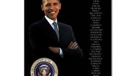 Project9b  Presidents  timeline