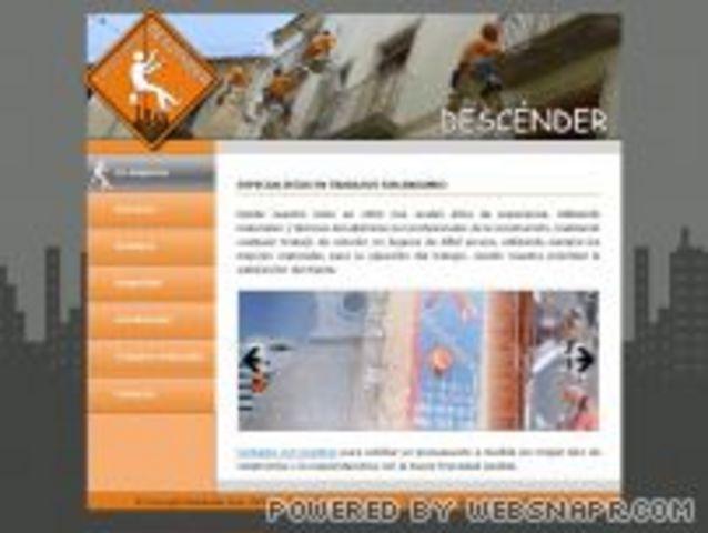 Nueva web: Descender