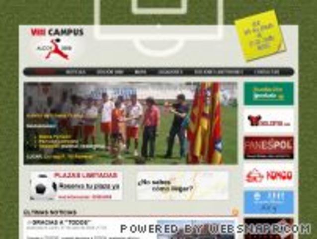Nueva Web: campusciudadalcoy.com