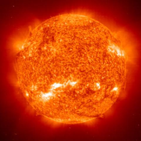 (5 BYA) Sun