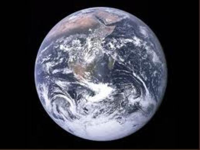 (4 BYA) Earth