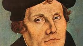 The Martin Luther Reformation timeline