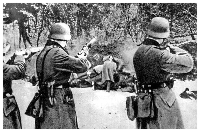 poland capture by germans