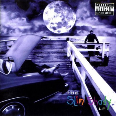 Eminem release The Slim Shady LP