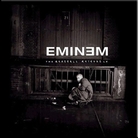 Releases third album The Marshall Mathers LP