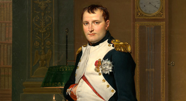 Napoleon Becomes King