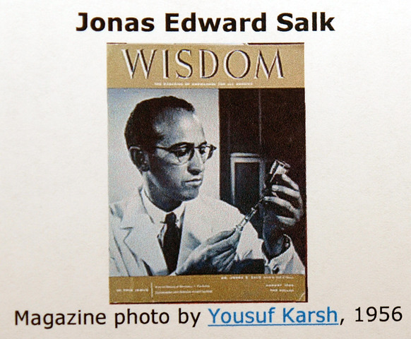the timeline of jonas salk Jonas salk was born in new york city on october 28, 1914, the eldest child to parents daniel salk and dora press his family was not wealthy but emphasized the importance of education to their three sons.