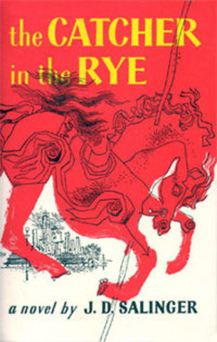 Catcher in the Rye by J.D. Sailinger