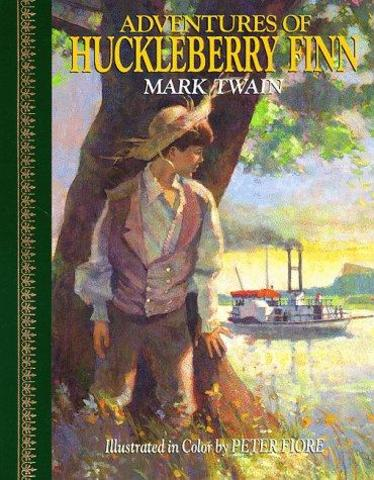 The Adventures of Huckleberry Finn is published