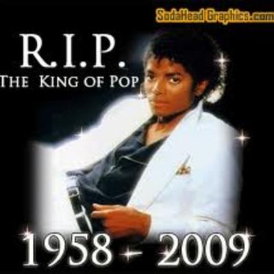 A Toast to Michael Jackson timeline
