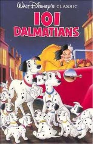101 Dalmatians (animated)