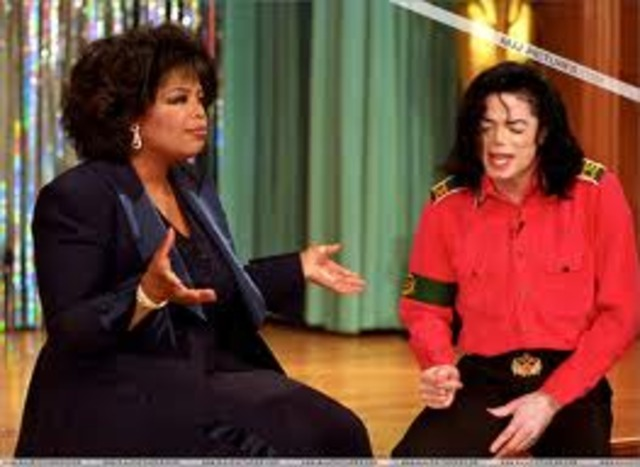 Interview with Oprah