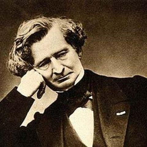 Neix Louis Hector Berlioz .