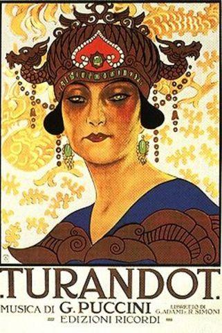 Estrena de Turandot