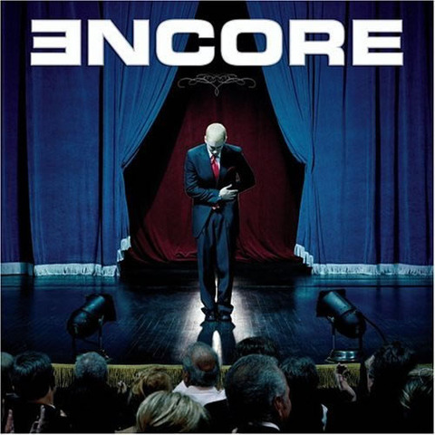 Emimem releases fifth album Encore
