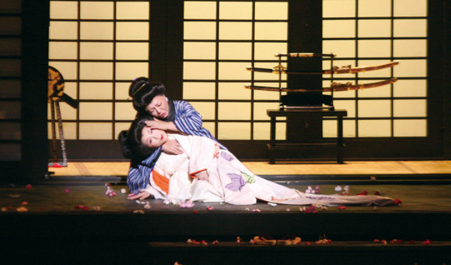 Madame Butterfly de Puccini