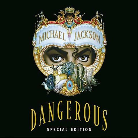 Releases the album Dangerous.