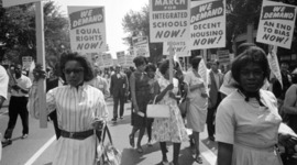 Important Civil Rights Events timeline