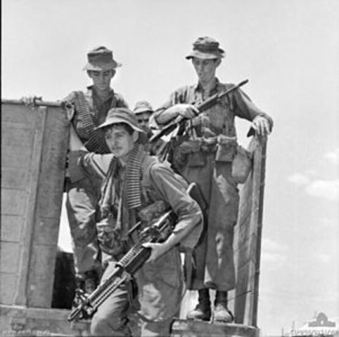 the involvement of australia to vietnam in 1965 In 1965, australia was involved in two crises in southeast asia, one in vietnam  and the other in indonesia the connection between the two.