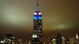 Empire State Building timeline