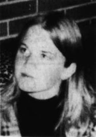 Central Washington State Victim - Susan Rancourt