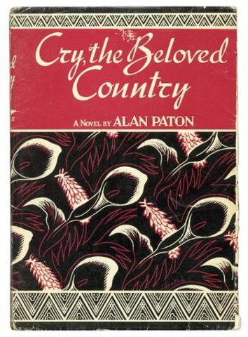 Publication of Cry, the Beloved Country